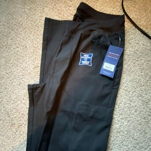Black Cherokee scrub pants
